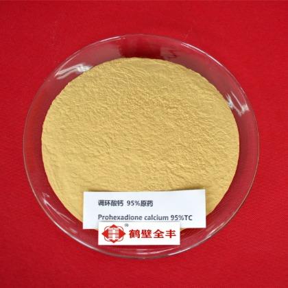 调环酸钙 95%原药-07
