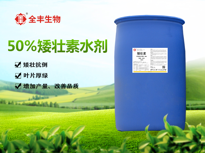 50%矮壮素水剂250KG
